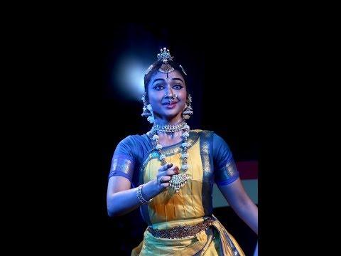 Chandana Charchia Ashtapathi by Harinie Jeevitha - Sridevi Nrithyalaya - Bharathanatyam Dance