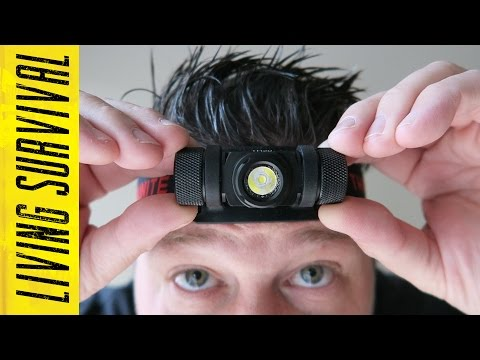 ThruNite's Best TH20 AA Headlamp Review
