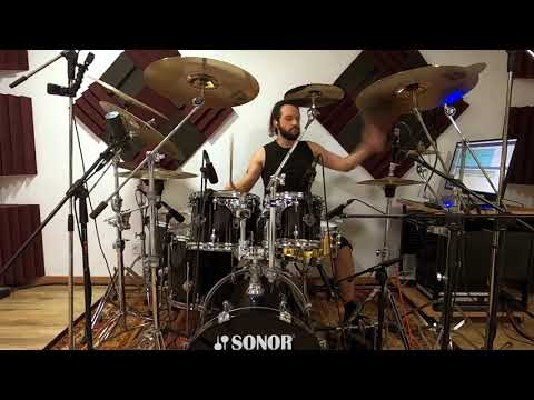 MOONSPELL - The Greater Good (Drum Playthrough)