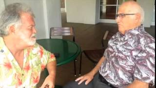 Jason Schwartz interviews with Joe Souki, Speaker of the Hawaii House in Hawaii 2014