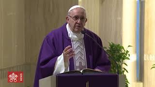 Papa Francisco: Hay que ir hacia adelante, arriesgarse. 2018-12-03