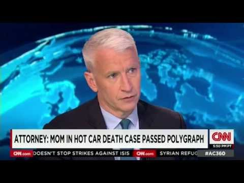 Lawrence Zimmerman: Anderson Cooper 360 discussing Leanna Harris polygraph results.