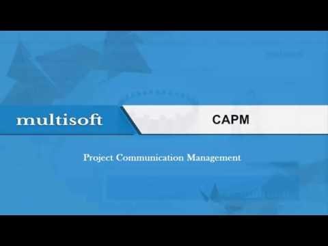 Communication Management - CAPM Training