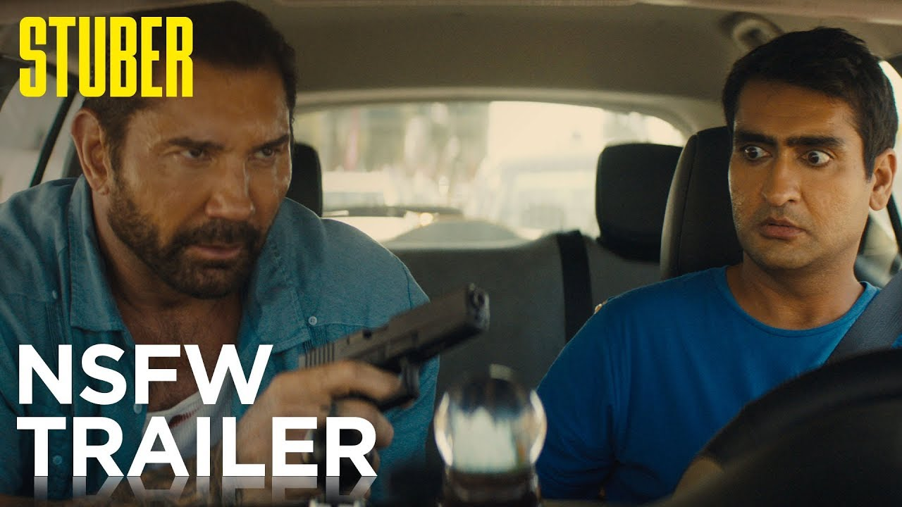 Stuber - Red Band Trailer