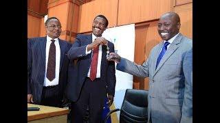 Kenya Power bosses in court over 4.5b scam, all enter 'not guilty' plea | #KenyaPowerCase