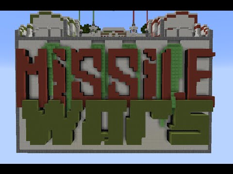 Missile Wars Mini Game for 1 8 [Fixed for 1 8 6] Minecraft