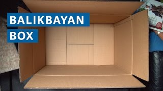 Philippines | What is a Balikbayan Box?