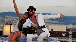 Anna Vissi ft Dave Stewart - Leap of Faith (Official HD Video Clip) [fannatics.gr]