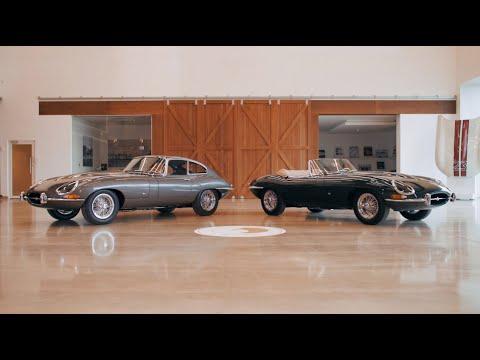 Jaguar E-type | 60th Anniversary