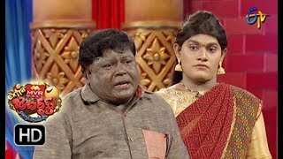 Awesome Appi Performance | Extra Jabardasth | 17th August 2018 | ETV Telugu