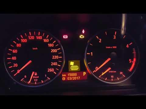 BMW e90 e91 e92 e93 oil service Light DIY Full Reset Procedure BMW