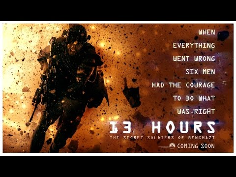 13 Hours: The Secret Soldiers of Benghazi | Trailer #3 | Paramount Pictures International