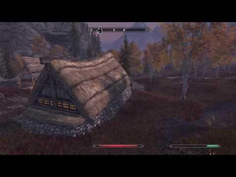 Skyrim Mods - Hades, Powerful Spellsword Follower - PS4