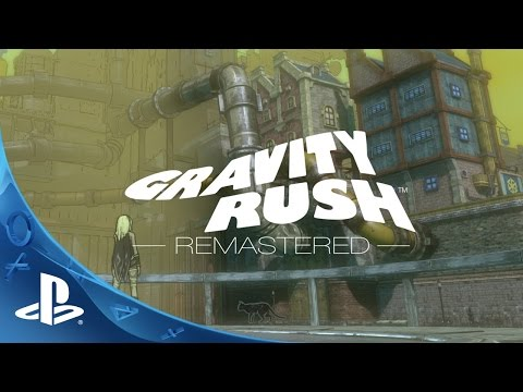 Видео № 0 из игры Gravity Rush [PS4]