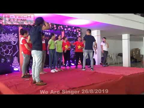 Video We are Singer 26082019