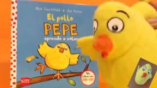 Cuento: El Pollo Pepe aprende a volar