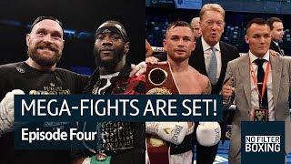 Fury v Wilder! Frampton v Warrington! Huge fights are set at Windsor Park! - Video Youtube