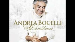 (My Christmas) Andrea Bocelli- White Christmas| AUGURI!