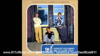 911 - How Do You Want Me To Love You? - 02/03: Jailbreak (Live) [Audio] (1998)