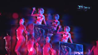 Moves Like Gangnam Starships - PSY vs. Maroon 5 ft. Christina Aguliera vs. Nicki Minaj