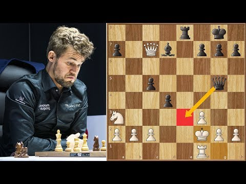 Fortune Favors The... | Carlsen vs Wesley So || Altibox Norway Blitz (2019)
