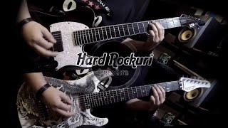 Arch Enemy - Silverwing - Guitar Cover