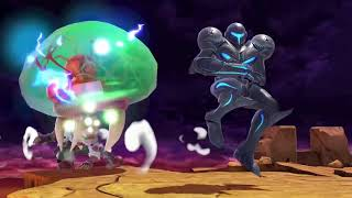 Chrom & Dark Samus in Super Smash Bros. Ultimate - REVEAL TRAILER