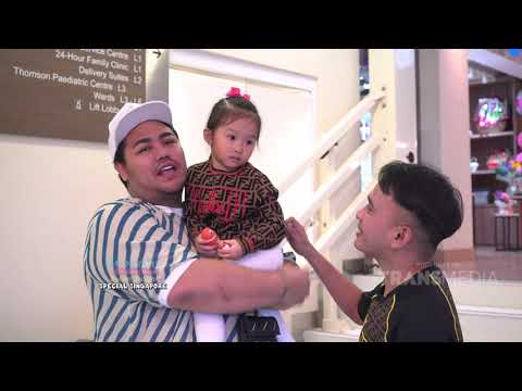 BROWNIS - Thalia Anak Ruben Nangis Digendong sama Om Igun (15/6/19) Part 1