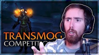Asmongold's Transmog Competition With Mcconnell - Featuring SSDS