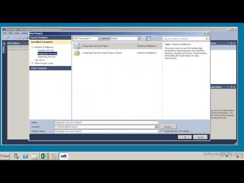 MS SQL Server 2012 Exam 70-463 Tutorial | ETL And SSIS - YouTube