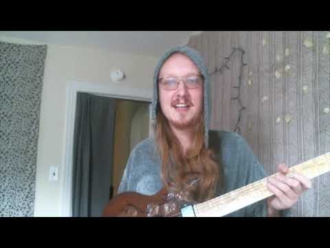 Check out my improve jam in E minor.