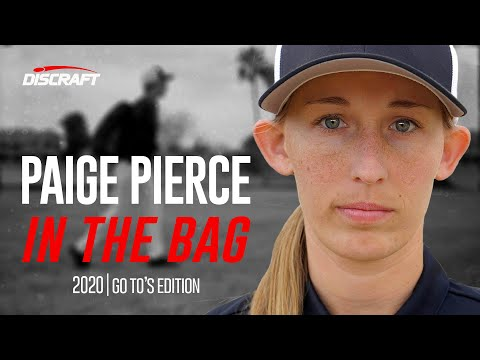 Youtube cover image for Paige Pierce: 2020 In the Bag