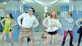 PSY - GANGNAM STYLE English Subtitle Full HD