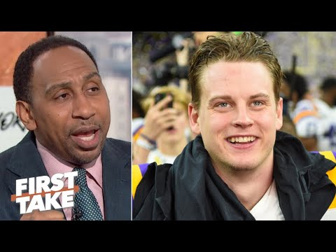 LSU's CFP win over Clemson is great for college football – Stephen A.   First Take