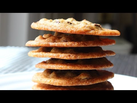 Perfect Chocolate Chip Cookies – Easy No-Mixer Chocolate Chip Cookies