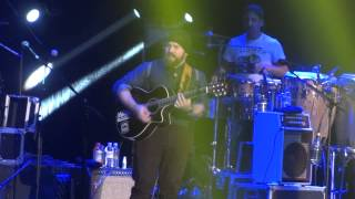 Zac Brown Band in London UK 3/15/14 - Island Song