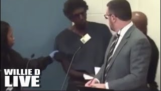 His Lawyer Is Wrong For This: Mans Reaction When He Hears He Can Get 1 Year In Jail!