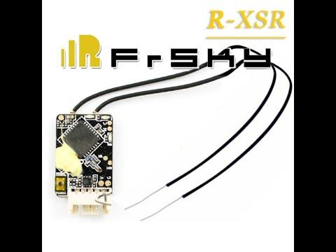 FrSky R XSR Ultra SBUS CPPM D16 da Banggood