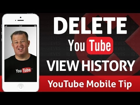  How to Delete Clear YouTube View History from iPhone iPod iPad