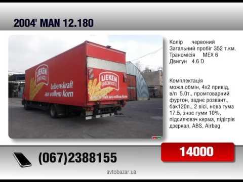 Продажа MAN 12.180