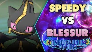 Banette  - (Pokémon) - POKÉMON ULTRASOL & ULTRALUNA COMBATE ONLINE: SPEEDY vs BLESSUR, ¡UN MEGA BANETTE MUY PECULIAR!