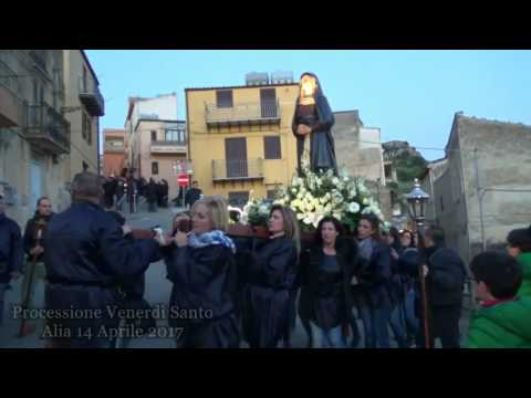 Processione Venerd� Santo - Alia 14 Aprile 2017 - p.4/4