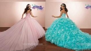 Vestidos de 15 años /quinceañera dresses