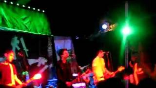 "Anti Flag ""Hymn for the dead"" live @Tunnel (MI) 20-10-2010"