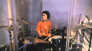 Drums: AJ Ling plays Are You Magnetic? by Faker