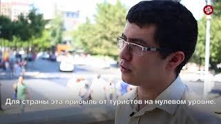 Что привлекает арабских туристов в Азербайджане?