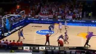 philipines vs croatia full game.