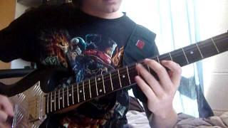 Bring Me The Horizon - Slow Dance Guitar Cover
