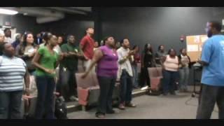 Lord I Lift Your Name On High IHP GOSPEL CHOIR