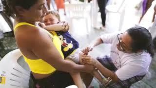 Parceria Instituto Ação Sorriso e Projeto Saúde Solidária 2019